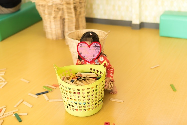 2歳の愛娘@おもちゃ王国-6