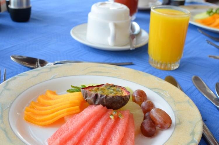 朝食@ムパタ・サファリ・クラブ-1