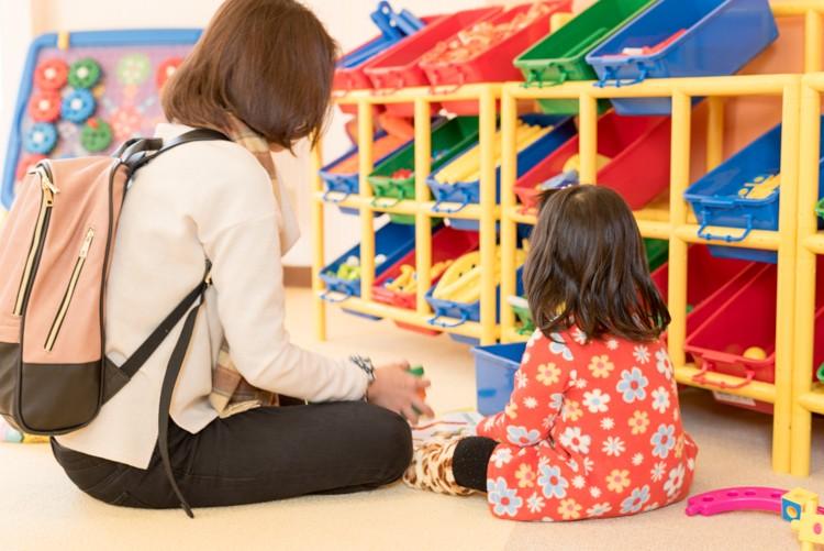 2歳の愛娘@おもちゃ王国-4