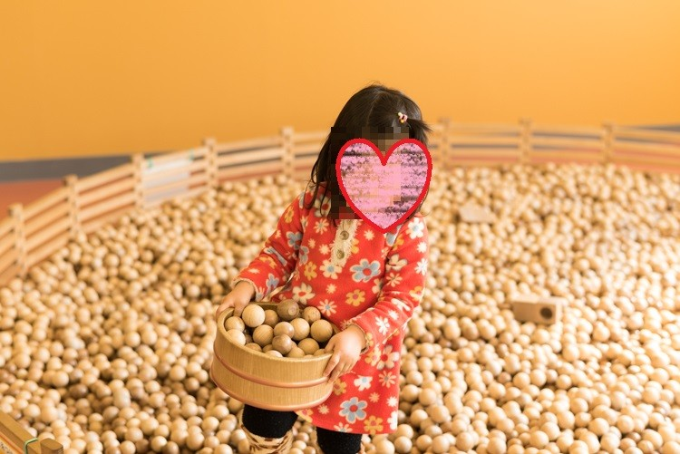 2歳の愛娘@おもちゃ王国-5