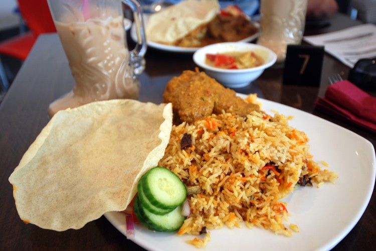 photo credit: briyani chicken via photopin (license)