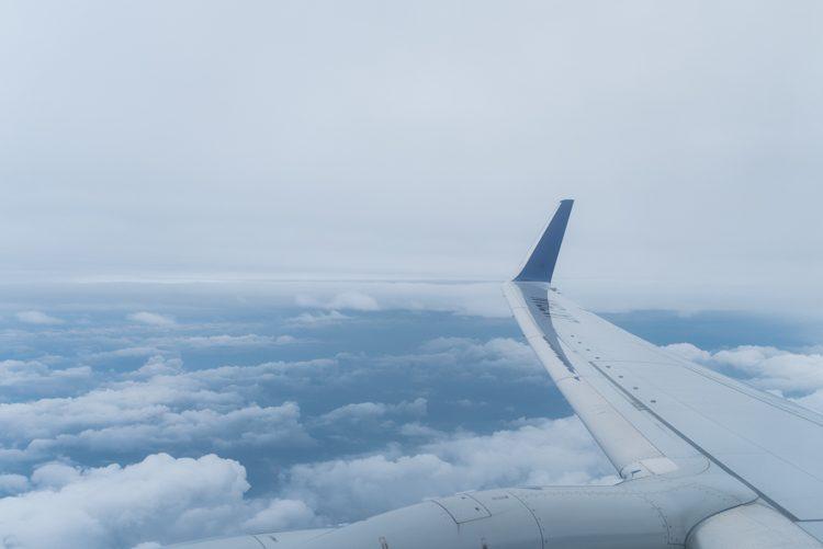 窓からの景色@NH562
