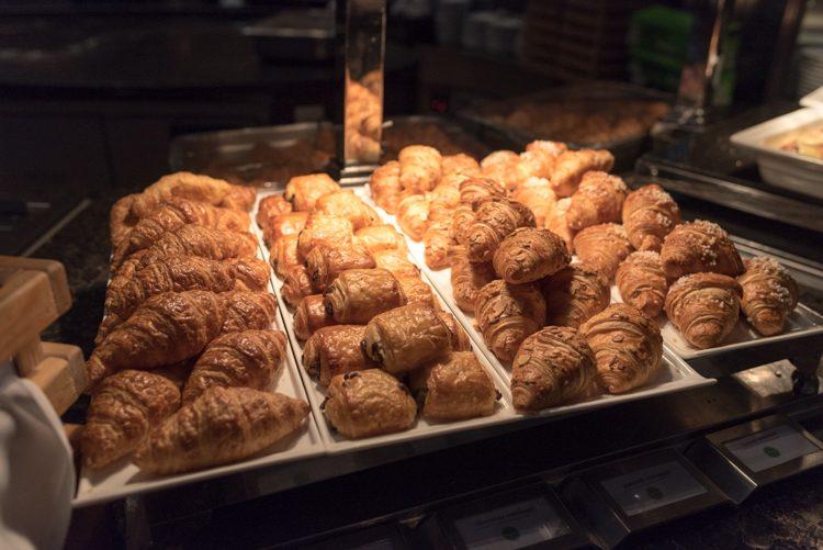 パンコーナー@RISEの朝食ビュッフェ-3