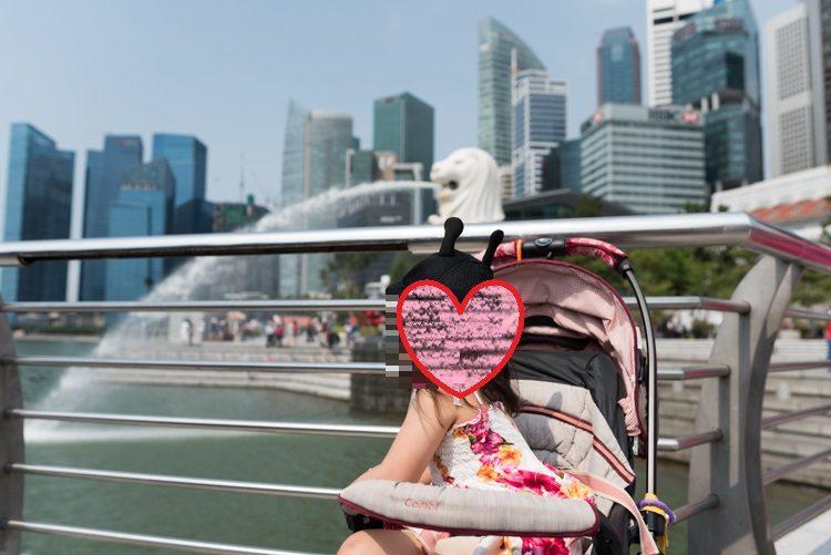 愛娘@2歳in Singapore-5