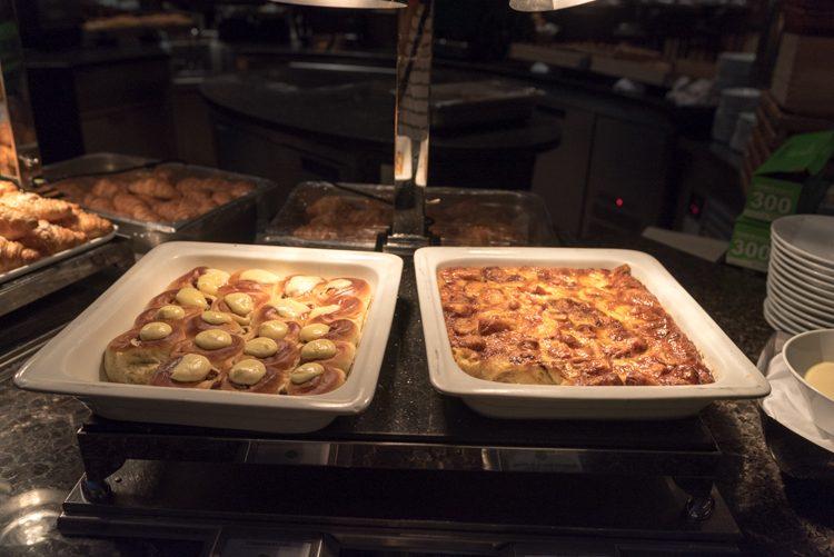 パンコーナー@RISEの朝食ビュッフェ-1