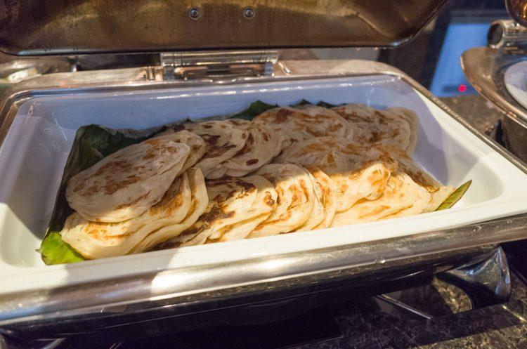 インド料理コーナー@RISEの朝食ビュッフェ-1