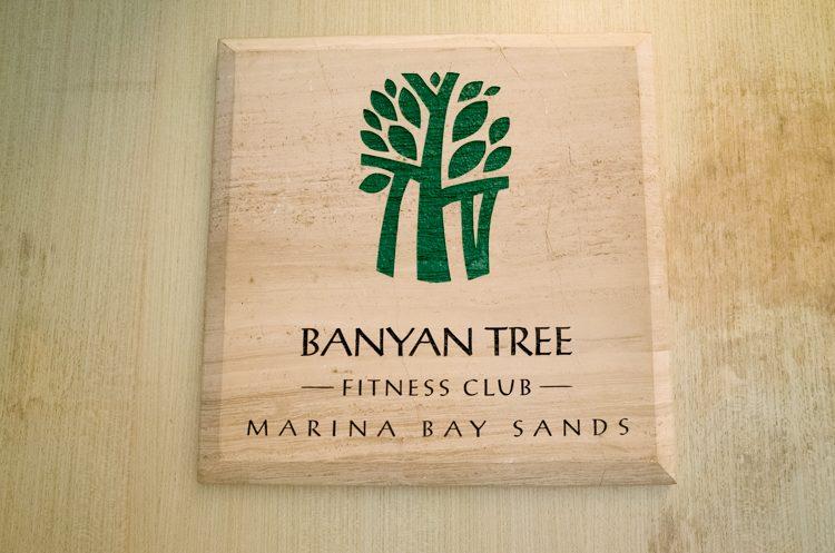 Banyan Tree Fitness Club@マリーナベイサンズ-2