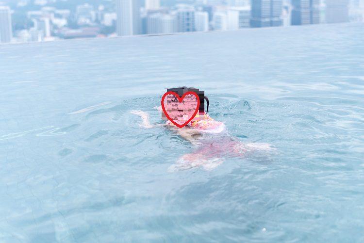 プール@Marina Bay Sans -8