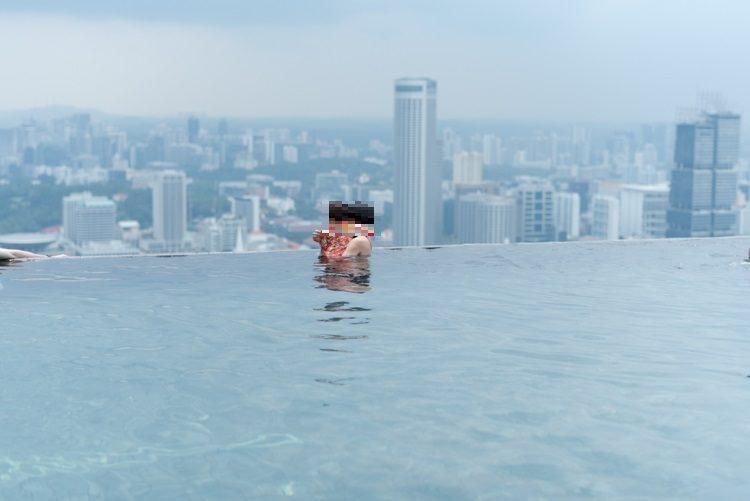 プール@Marina Bay Sans -3