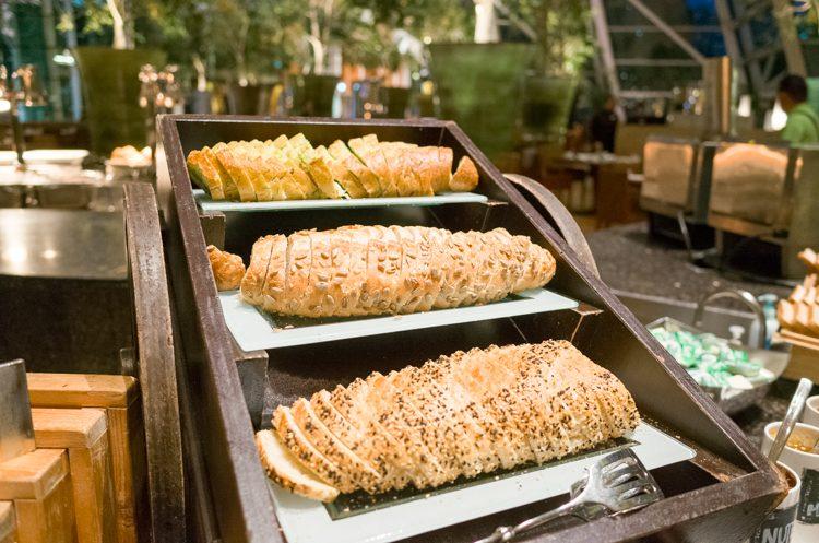 パンコーナー@RISEの朝食ビュッフェ-2