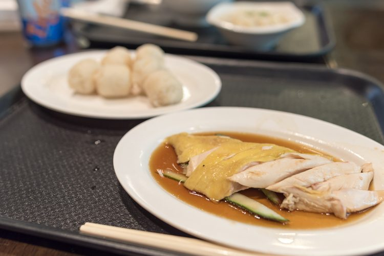 Chicken Rice@Malacca Chicken Rice Ball-1