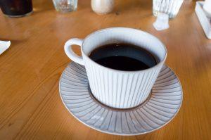 食後のコーヒー@ももくり館