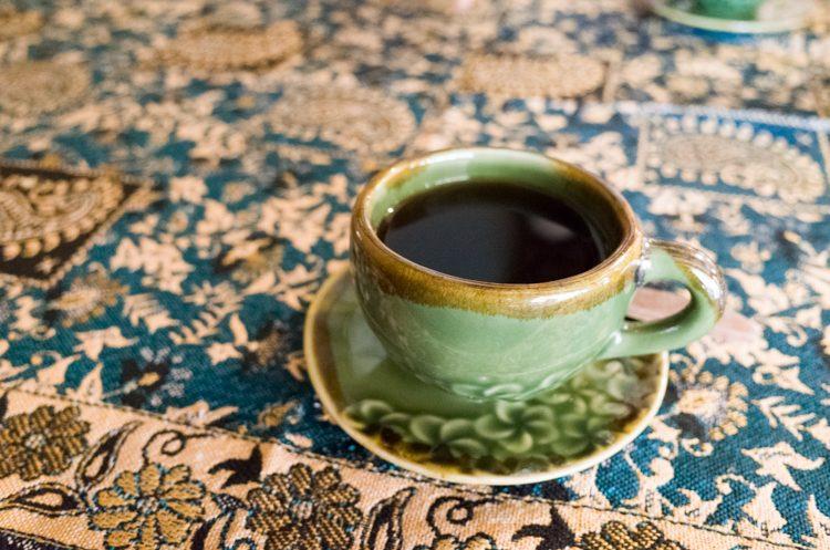 コーヒー@Jasmine
