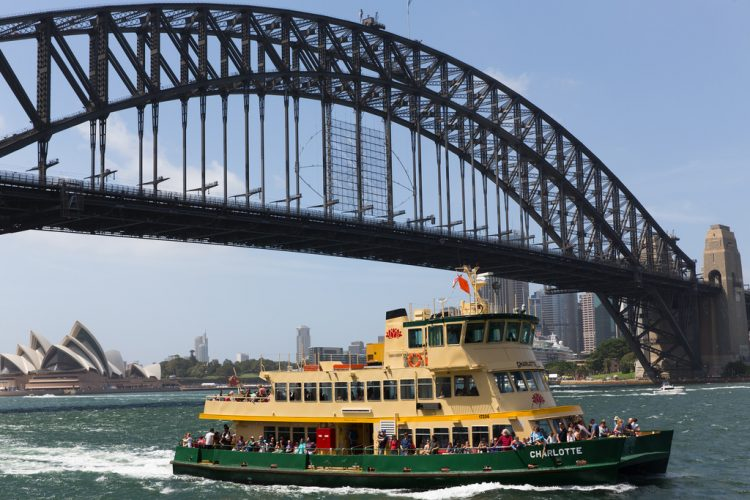 photo credit: Alex E. Proimos Sydney Harbour and Ferry via photopin (license)