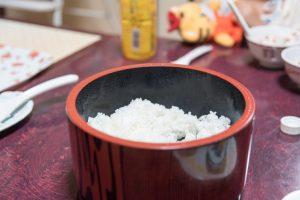 朝食@民宿おふく-3