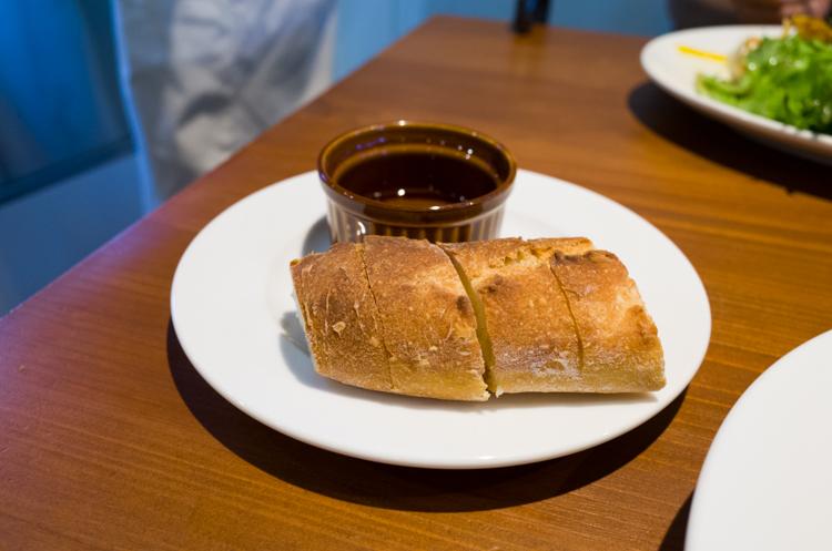 日替わりランチのパン@Brasserie一柳