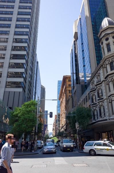 街歩きinシドニー-1