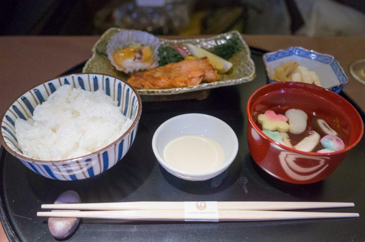 フミコの和食@JL771
