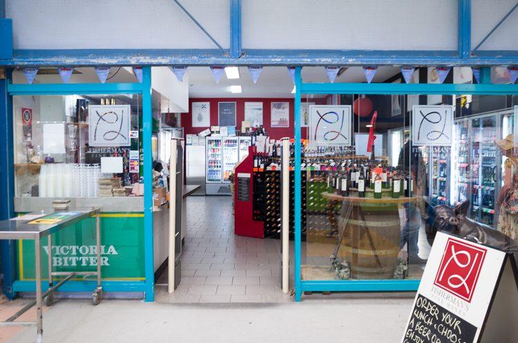 FISHERMAN'S FINE WINES@シドニーフィッシュマーケット