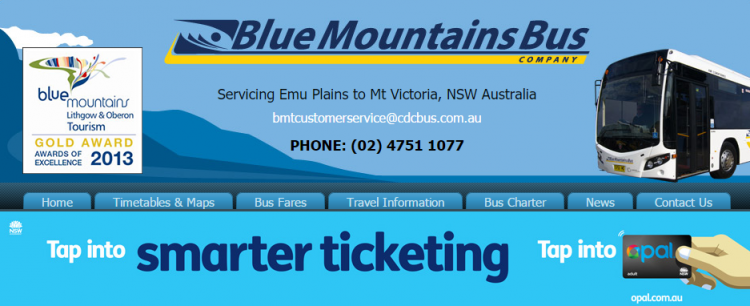 top-page@Blue Mountains Bus