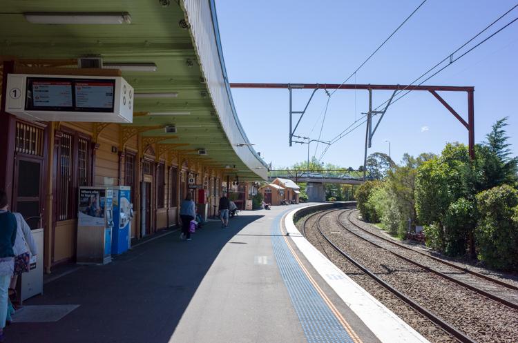 Katoomba駅-2