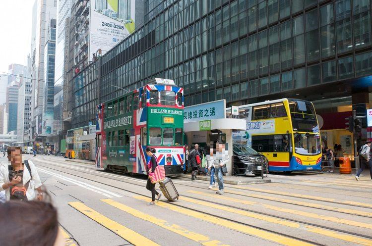 香港の街並み-2