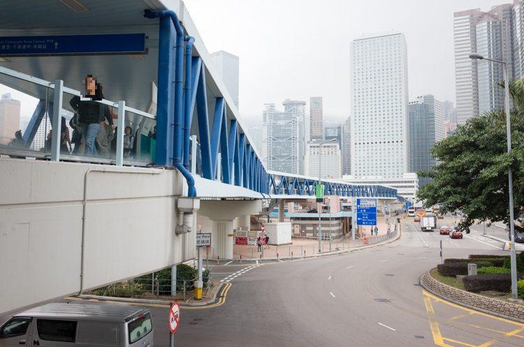 香港の街並み-1