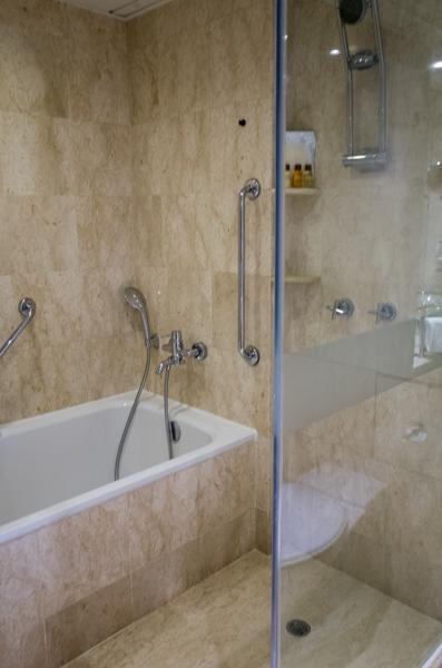 浴室@シェラトン香港ホテル&タワーズ-1