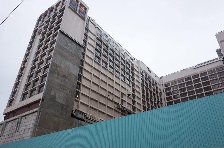 外観@シェラトン香港ホテル&タワーズ-1