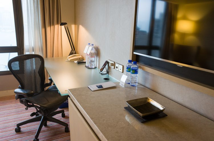 ワークスペース@シェラトン香港ホテル&タワーズ