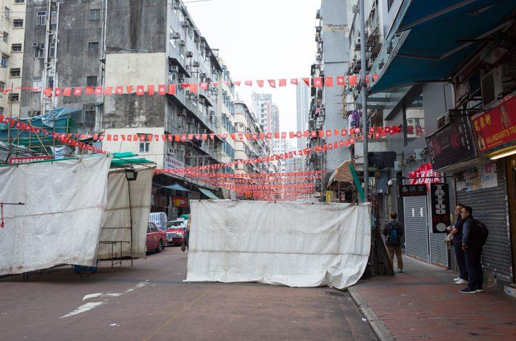 香港の街並み-3