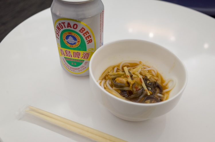 食事@UNITED Club(HKG)-1