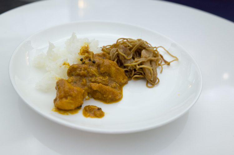 食事@UNITED Club(HKG)-2