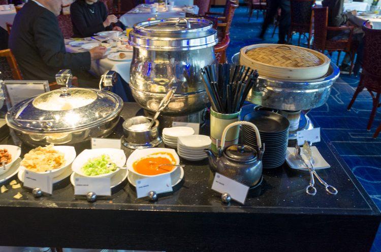 朝食ビュッフェ@OYSTER & WINE BAR-2