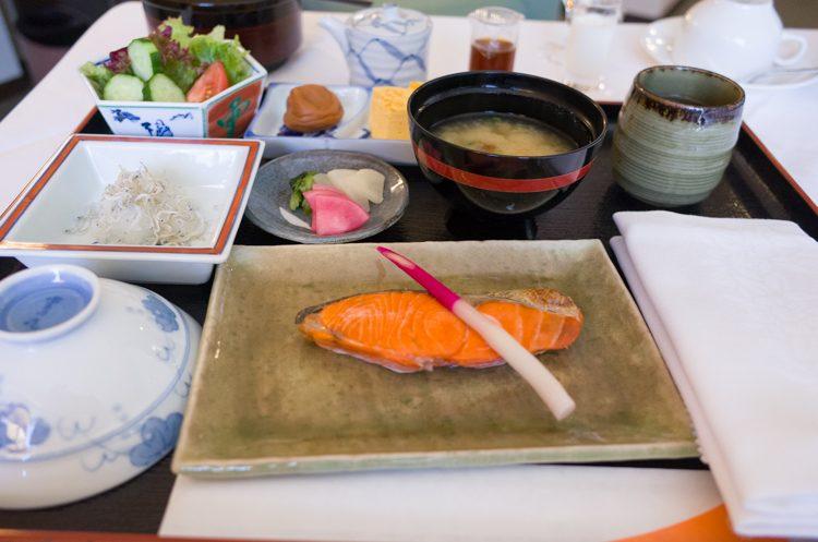 和風朝食@シェラトン都ホテル東京-1