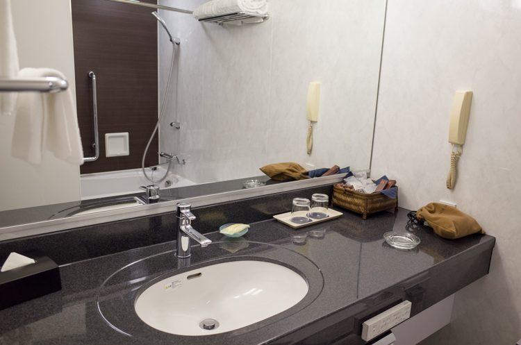 バスルーム@シェラトン都ホテル東京-2
