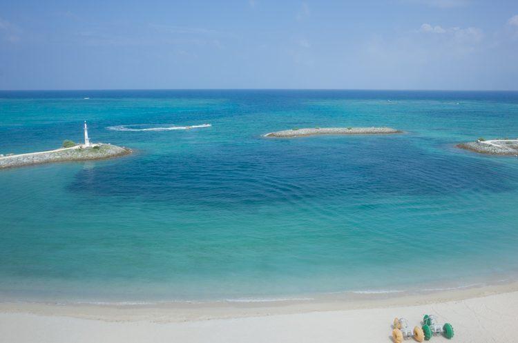 サンマリーナビーチ@シェラトン沖縄サンマリーナリゾート-2