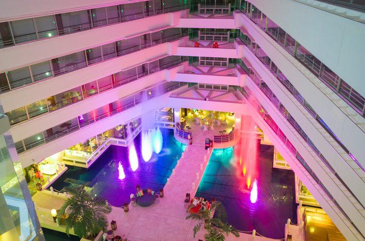 サンマリーナ音と光のファンタジー@シェラトン沖縄-1