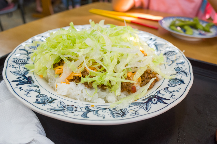タコライス@なかま食堂-1