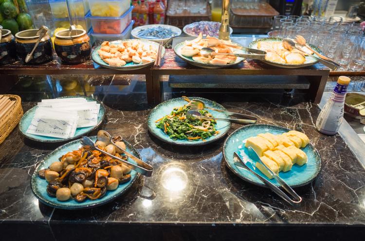 朝食ブッフェ@東京マリオットホテル-1