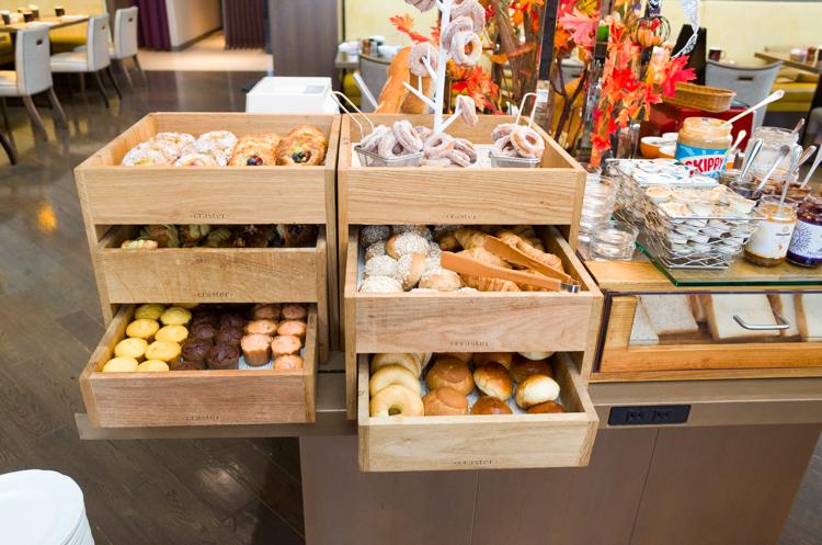 朝食ブッフェ@東京マリオットホテル-9