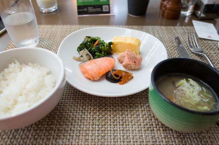 朝食@東京マリオットホテル-3