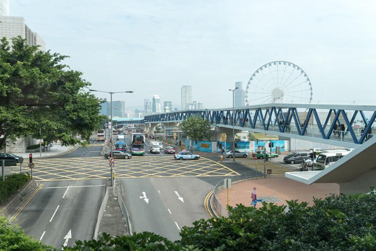 香港の街並-5