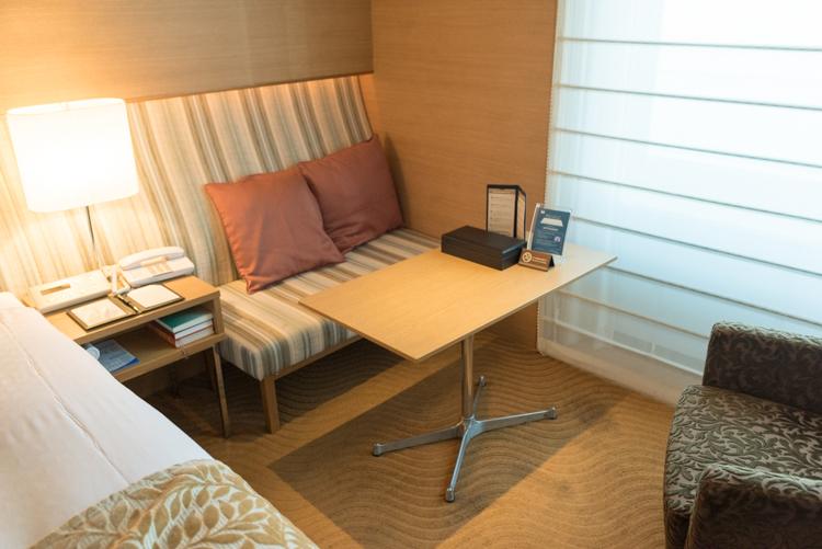 ビジネスクラス(ツイン)@ホテル日航関西空港-3