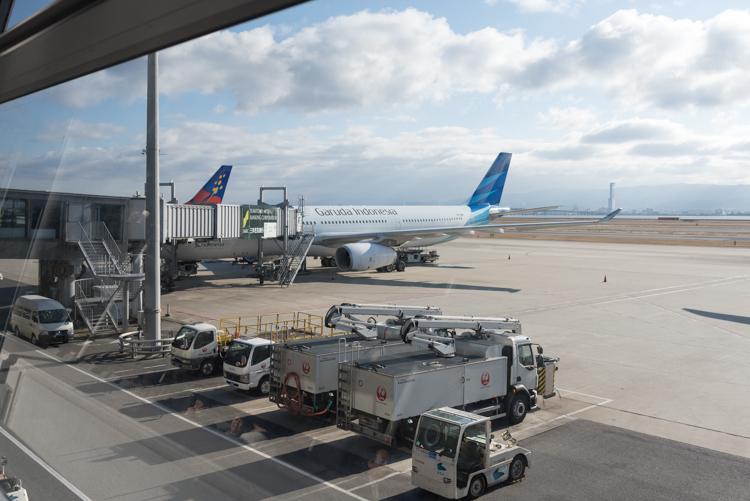 Airbus A330-300@GA883