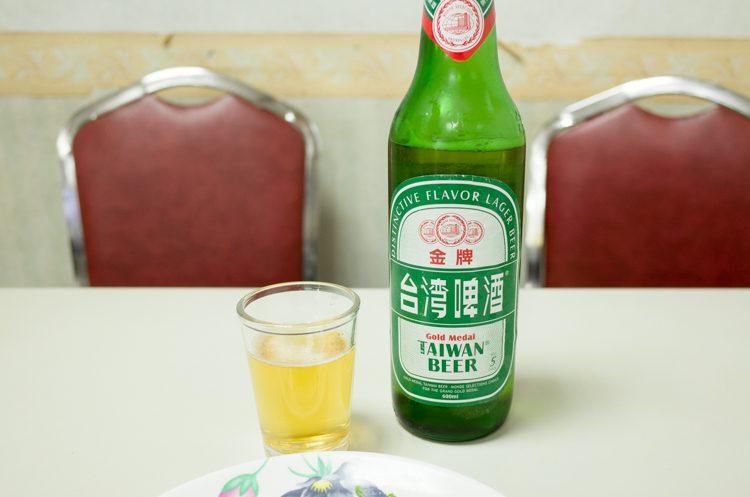 台湾ビール@冠京華
