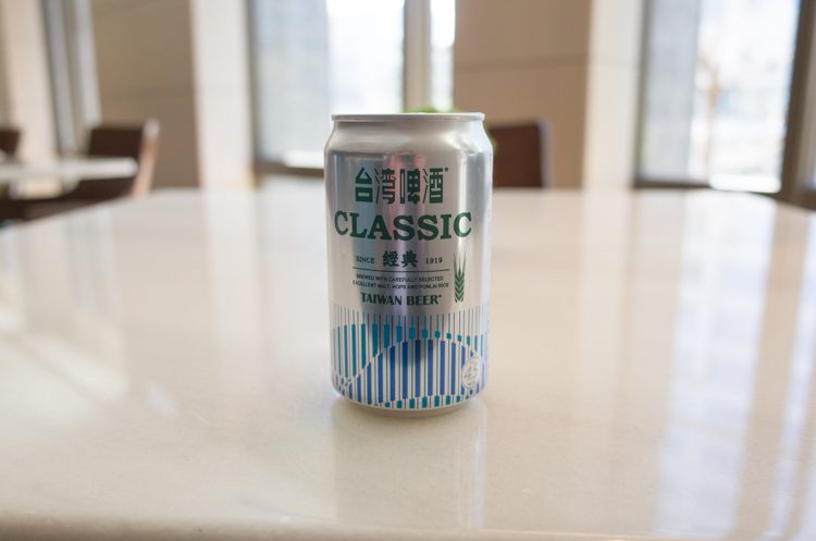 台湾ビール@ウェスティン台北