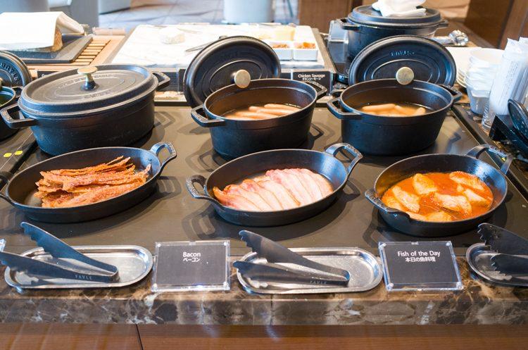 クラブラウンジの朝食@ザ・プリンスギャラリー東京-4